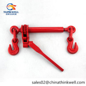Ratchet Type Load Binder for Chain with Folding Handle pictures & photos
