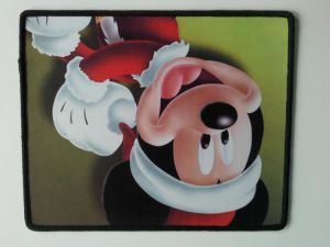 Cartoon Mouse Pad, Hand Made Micky Mouse Pad pictures & photos