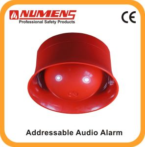 Addressable Fire Alarm Sounder, Audible Alarm (640-001) pictures & photos