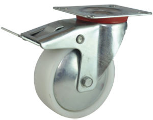 Europe Type Industrial PP Caster Wheel (EC-A-75-WEW)