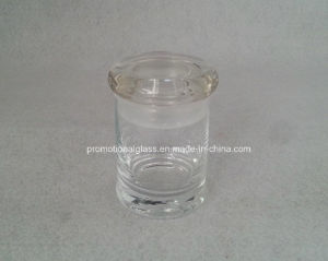 3oz Status Jar with Glass Lid