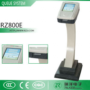 "8""Self-Service Touch Screen Kiosk"