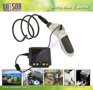 "Recordable Videoscope Inspection Camera with Detachable 3.5"" Monitor pictures & photos"