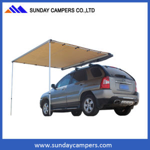 Camper New Design UV Car Side Awning with Fox Wing Awning pictures & photos