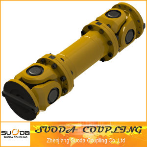 Non Telescopic and Flange Joint Universal Coupling pictures & photos