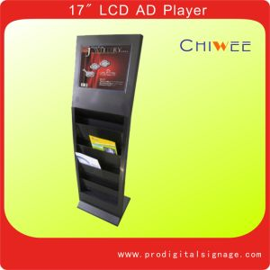 "17"" LCD PC, LCD Advertising Machine, Touch Screen All in One Computer (FSPT17L01)"