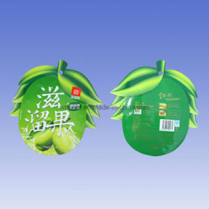 Special Shaped Pouch for Fruit (Green Tea)