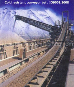 Cold Resistant Rubber Conveyor Belt pictures & photos