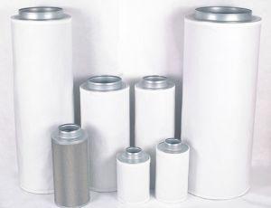 انواع فیلتر کربن هوا