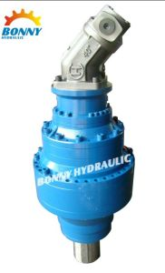 Hydraulic Speed Planetary Gearbox Bl300 Series pictures & photos