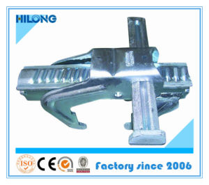 Formwork Accessories Pressed Steel Panel Clamp for Concrete Walls