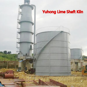 2016 Yuhong Quick Lime Shaft Kiln Plant Line pictures & photos