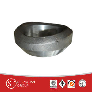 "Carbon Steel A105 Forged Fitting (1/2-8"") pictures & photos"