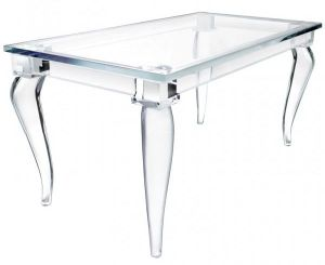 Acrylic Dining Table, Acrylic Furniture, Glass Table Top