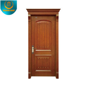 Asia Brief Style Decoration Swing Commercial Composite Door pictures & photos