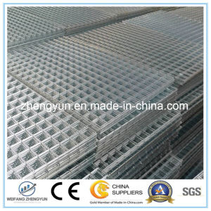 Hot-DIP Zinc Plating Welded Mesh Panels