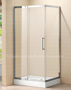 2015 Popular Stainless Steel Simple Shower Enclosure (LTS-025) pictures & photos