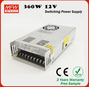 China Free Sample 12volts 30AMPS Power Supply 360W LED Driver 12V ...