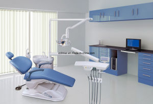 Lk-A11 CE FDA ISO Popular Economic Dental Chair pictures & photos