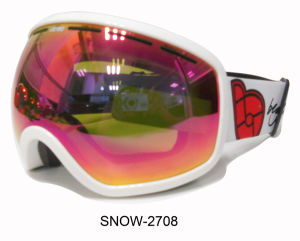 Safety Glasses (SNOW-2708) pictures & photos
