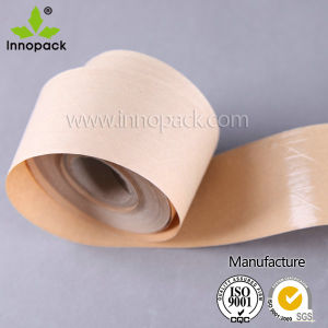 Water / Hot Melting Kraft Paper Gummed Tape pictures & photos