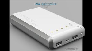 Smart Portable Power Bank for Mobile Phone