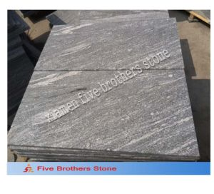 River Vein Hotsale Grey Gneis Granite for Flooring Walling