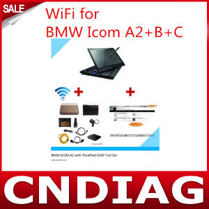 WiFi Icom A2+B+C for BMW with Thinkpad X200t Touch Screen