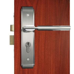 Mortise Door Lock Entrance Door Hardware Zinc Alloy Handle Lock