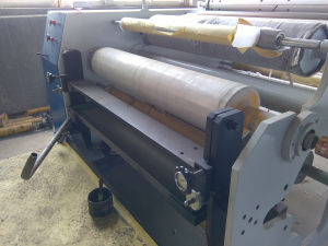 Masking Tape Applicator Hot Melt Coating Machine