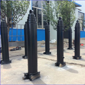 Trailer Multistage Telescopic Hydraulic Cylinder