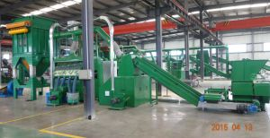 Copper Cable Wire Plastic Recycling Machine/ Line/ Plant