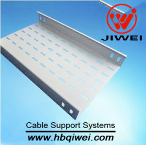Electro Galvanized Perforated Kabel Tray with Promotion Price (CE / SGS / ISO Certificates)