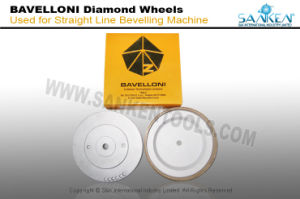 Diamond Wheel for Beveling Machine pictures & photos