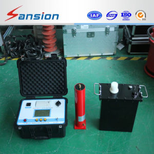 0.1Hz 40kv Low Frequency High Voltage Vlf Cable Tester