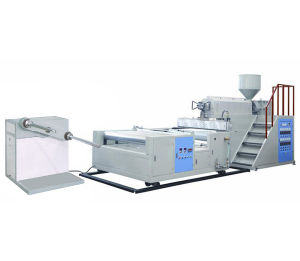 Ybpe-800 Air Bubble Film Making Machine