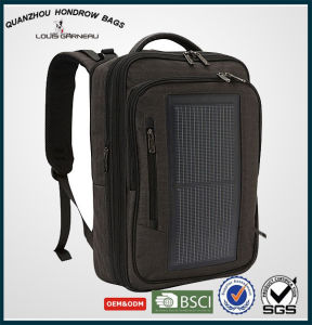 New Arrival Executive Solar Laptop Backpack Sh 17070105