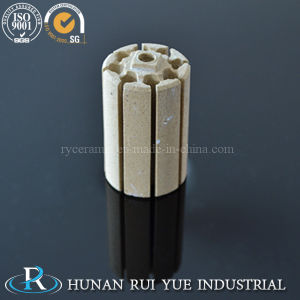 Cordierite Ceramic Bobbin Heating Ceramic Parts pictures & photos