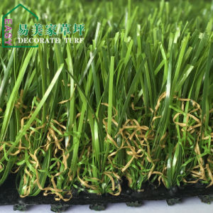 Artificial Lawn Garden 40mm PE Synthetic Artificial Grass Turf