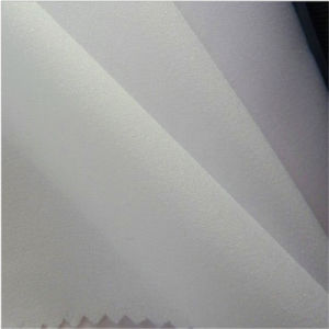 Circular Plain Woven Interlining with High Quality Fusible Fabric pictures & photos