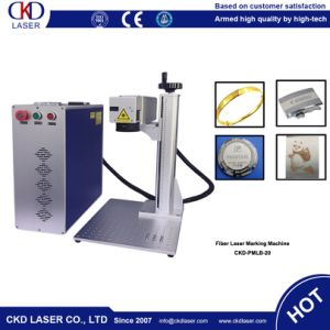 Automatic Laser Marking Machine for Jewelry Chain pictures & photos