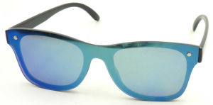 Fnp162006 New Design Quality Sunglasses with Integrated Lens Sun Glasses pictures & photos