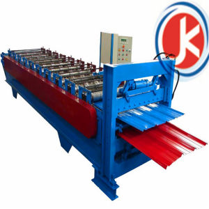 Jk Double Layer L High Efficiency Cold Roll Forming Machine pictures & photos