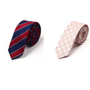 10cm Fashion 100% Woven Silk Tie with Mens pictures & photos