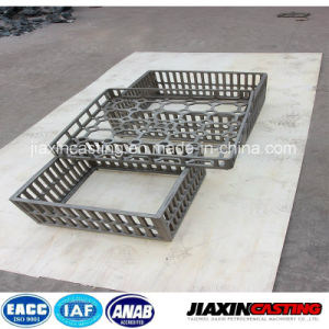 Basket for Heat Treatment