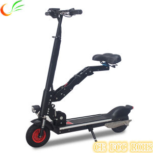 Motorized  36V Volt Rechargeable Electric  Battery Powered Scooters for Neighborhood Cruisers pictures & photos