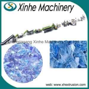 High Quantity Plastic Pet Bottle Flake Washing Production Machine Line