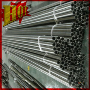 Factory Directly Supply Pure Seamless Titanium Tube