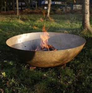 2mm 3mm Thick Bol Corten Steel Fire Pit