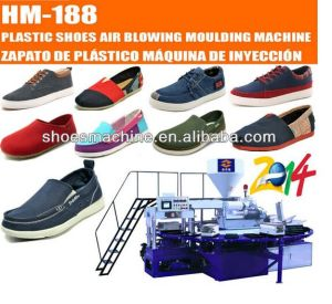 Students Shoes Injection Making Machine pictures & photos